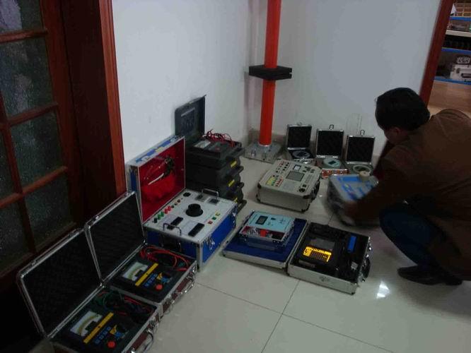 仪器仪表综合检验