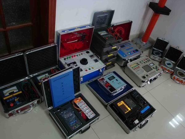 提供检测及维修服务-博宇电力